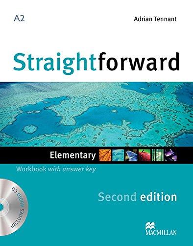 STRAIGHTFORWARD Elem 2nd ED Wb Pk +Key
