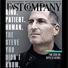 Audible Fast Company, April 2015 Periodical by Fast Company Narrated by Ken Borgers