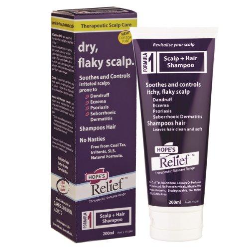 Hope'S Relief Scalp + Hair Formula 1 Shampoo 200Ml front-872402