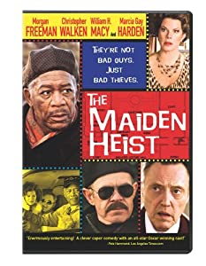 The Maiden Heist [Import]