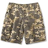 Guide Gear Men's Ripstop Camo Cargo Shorts