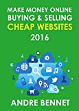 MAKE MONEY ONLINE BUYING AND SELLING CHEAP WEBSITES - 2016: A Simple Step by Step Guide for Beginners