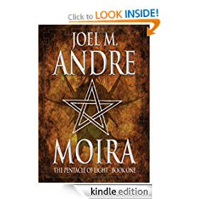 The Pentacle of Light Series: Moira