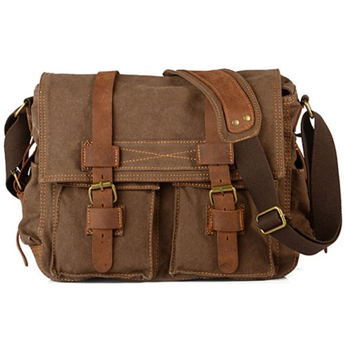 Buy Stylish 10 Leather Messenger Bags For Men
