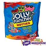 JOLLY RANCHER Hard Candy, Hotties, 13 Ounce (Color: Original Version, Tamaño: 13.0 ounces)