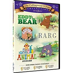 Collingwood O'Hare Collection - Eddy & the Bear, RARG and Animal Stories