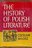 The History of Polish Literature (0025850105) by Milosz, Czeslaw