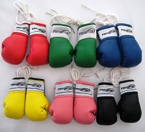 Buy Pro Impact Mini Boxing Gloves (1 Pair Blue) by Pro Impact