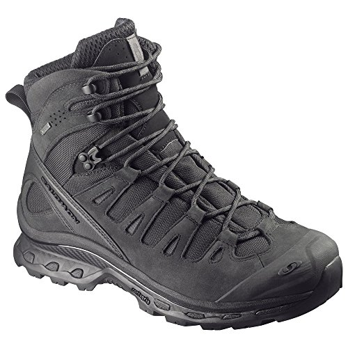 Salomon Quest 4D GTX Forces Black / 11 (Quest 4d Forces compare prices)