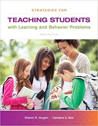 Strategies for Teaching Students with Learning and Behavior Problems, Enhanced Pearson eText with Loose-Leaf Version -- Access Card Package (9th Edition)