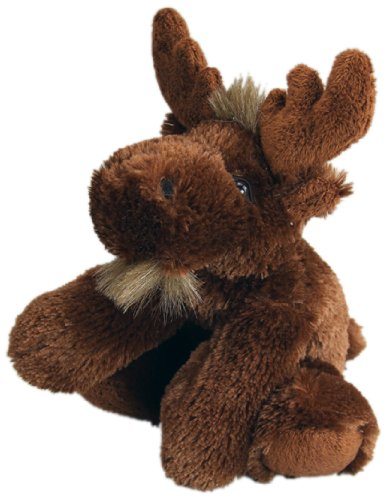 "Purr-Fection Oakley Junior Snuggle Ups Moose 8"" Plush - 1"