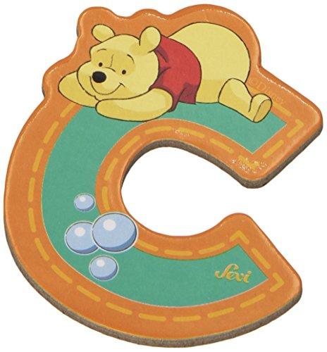 Sevi 82761 Klebebuchstabe C Winnie the Pooh