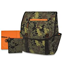 Disney Camo Backpack, Mickey