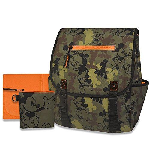 Disney Camo Backpack, Mickey - 1