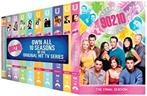 Beverly Hills, 90210: The Complete Series