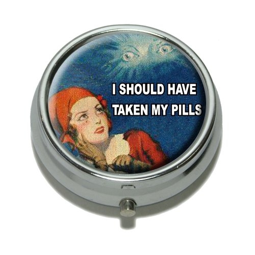 i-should-have-taken-my-pills-vintage-pulp-magazine-cover-pill-case-trinket-gift-box