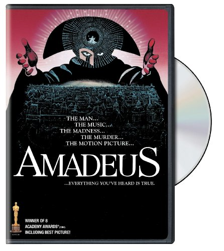 Amadeus (Double Sided Disc)