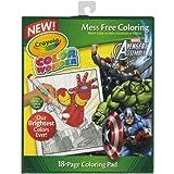 Crayola Color Wonder Coloring Pad Avengers