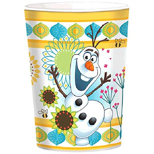 American Greetings Frozen Fever 16 oz. Plastic Party Cup Party Supplies