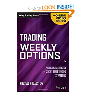 Weekly option trading alerts