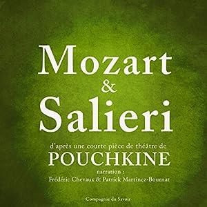Mozart & Salieri   Livre audio