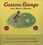 img - for Curious George Four Board Book Set book / textbook / text book