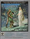 img - for Lorien and the Halls of the Elven Smiths (Middle Earth Role Playing/MERP #3200) book / textbook / text book