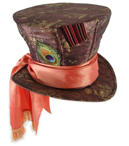 Mad Hatter Hat Costume Accessory
