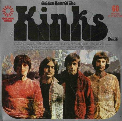 Kinks - golden hour of the kinks 2 - Zortam Music