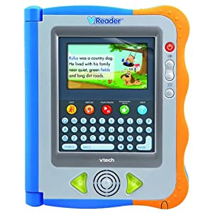 1-Pack EZGuardZ© Vtech V.READER INTERACTIVE E-READING SYSTEM Screen Protectors (Ultra CLEAR) from EZGuardZ©