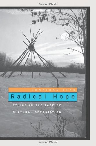 Radical Hope: Ethics in the Face of Cultural Devastation