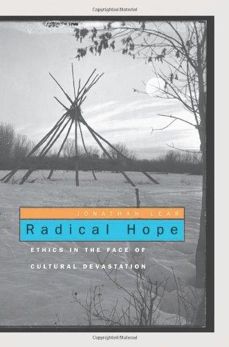 Radical Hope: Ethics in the Face of Cultural Devastation