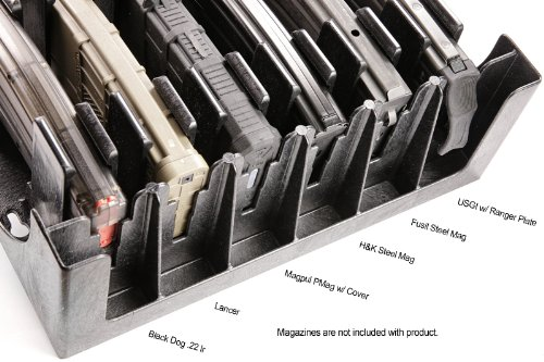56 223 magholder magazine holder storage rack magpul ar15 single