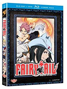 Fairy Tail: Part 6 [Blu-ray]