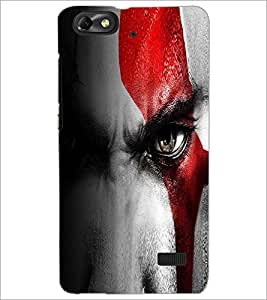 PRINTSWAG CARTOON CHARACTER Designer Back Cover Case for HUAWEI HONOR 4C