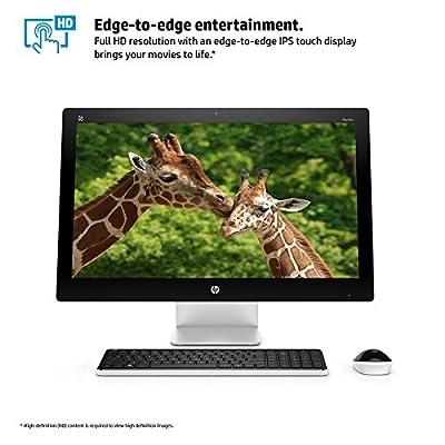 HP Pavilion 27-n010 27-Inch Desktop
