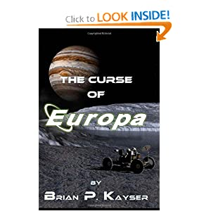 The Curse of Europa - Brian P. Kayser