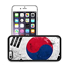 buy Luxlady Premium Apple Iphone 6 Plus Iphone 6S Plus Aluminum Backplate Bumper Snap Case Image Id 31045940 South Korea Flag With A Vintage And Old Look