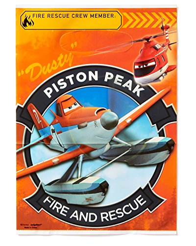 Planes Treat Bags, Pack of 8, Party Supplies