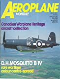 img - for Aeroplane Monthly (April 1984) book / textbook / text book
