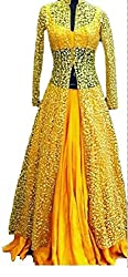Shree Fashion Women's Shree Fashion Women's wedding gown Net