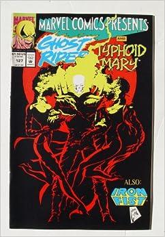 Typhoid Mary Marvel Comics