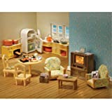 Sylvanian Families Kitchen and Living Room Collection