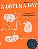Dozen a Day Book 4 Book + CD