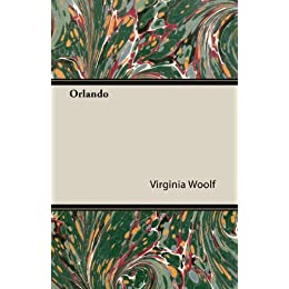 spring reading: Orlando, Virginia Woolf