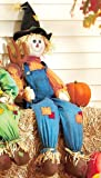 41&quot; Stuffable Scarecrows - Set of 2 ! 1 Boy &amp; 1 Girl!