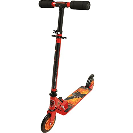 Smoby - 7600750314 - Trottinette - Dragons Scooter