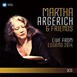 Martha Argerich Live from Lugano 2014