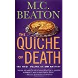 The Quiche of Death (Agatha Raisin Mysteries, No. 1) ~ M. C. Beaton