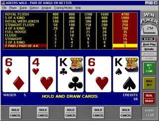 professional online poker training